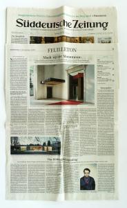 in: Süddeutsche Zeitung Feuilleton