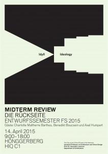 Midterm Review: Die Rückseite
