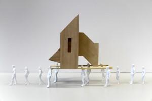 Präsentation und Jurierung Projekte Zunfthaus der Künstler