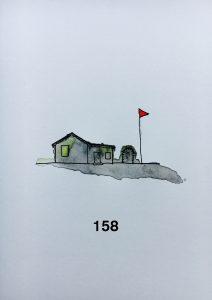 No.158—Maison de Gardes Agricoles