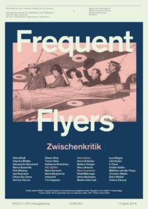 Midterm Review: Frequent Flyers FS19